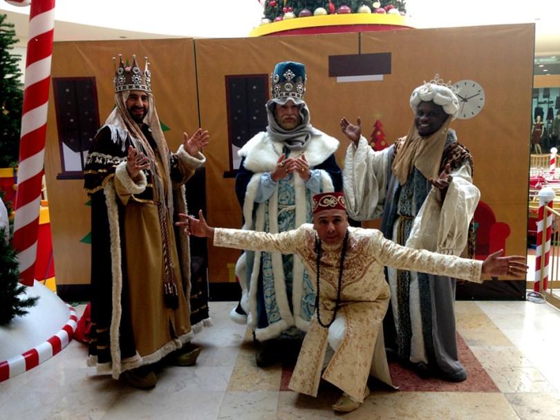 personajes navideños, personajes navideños méxico, santa claus méxico, duendes méxico, grinch méxico, reyes magos, reyes magos méxico