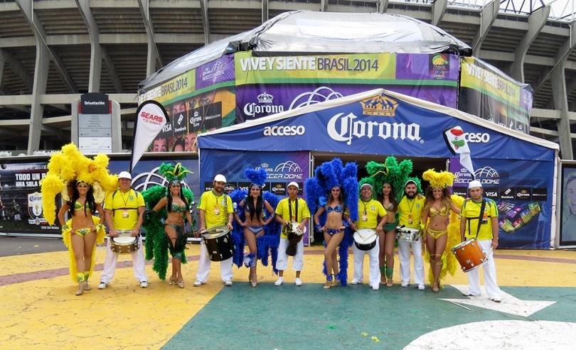 batucada, batucadas, batucada brasileña, bailarinas, carnaval, capoeira, batucada méxico