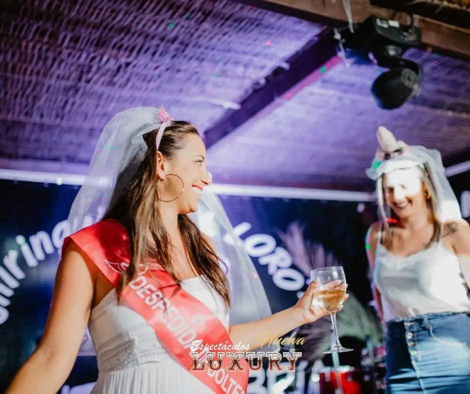 baile despedida de soltera en Punta Umbria