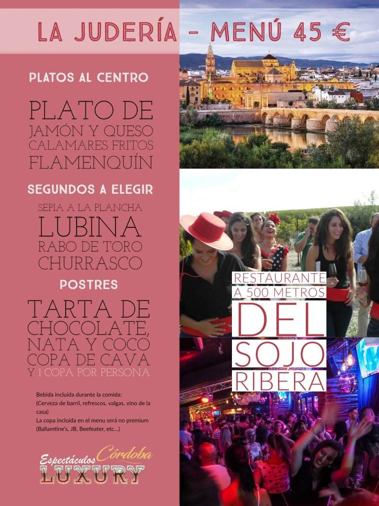 Alojamientos baratos en Córdoba para despedidas 3