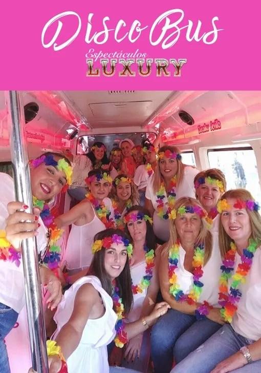 Alquilar Disco bus para despedidas y cumpleaños en Sevilla (2)