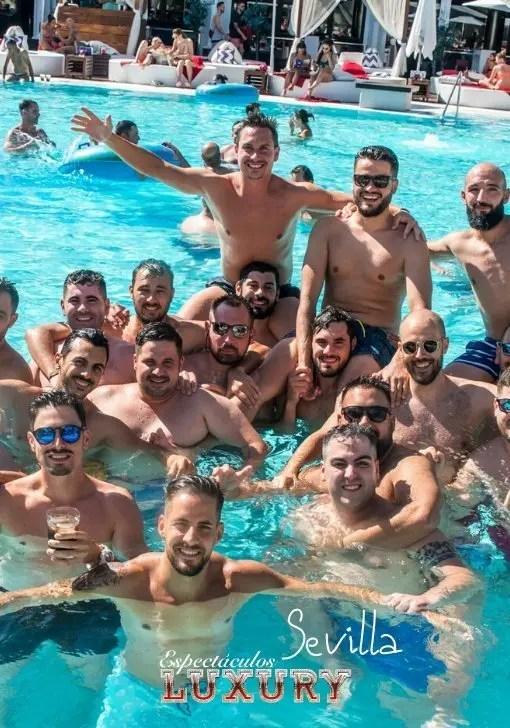 Entrada VIP piscina Ocean Occo Sevilla 5