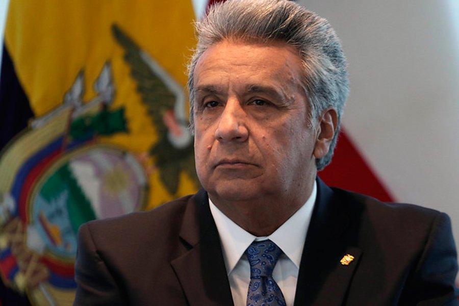 Moreno acepta la renuncia de tres altas autoridades