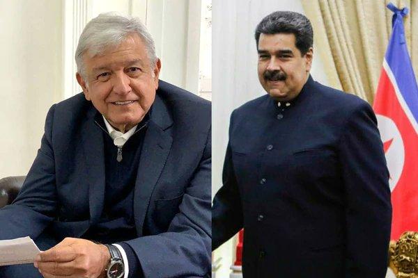 [EN VIVO] AMLO come con Maduro e Ivanka Trump en Palacio Nacional