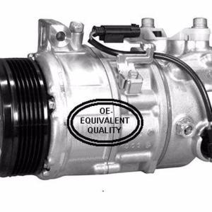 Compresor de Aire Acondicionado de BMW 118d-120d-318d-320d-Touring=DENSO 5SE12C
