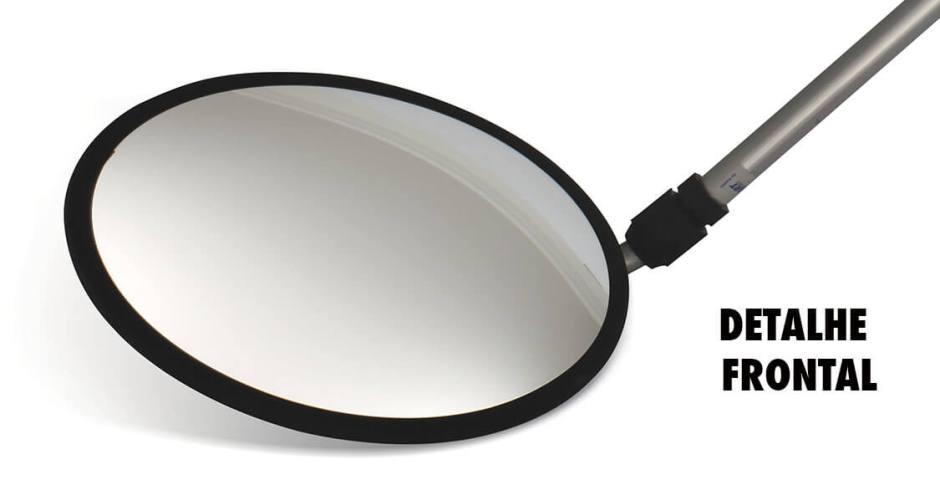 Espelho Convexo de Inspeção Veicular