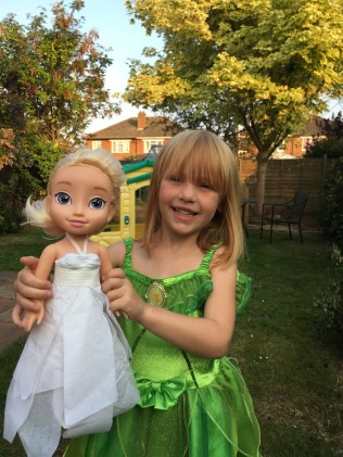 Charlotte and Doll