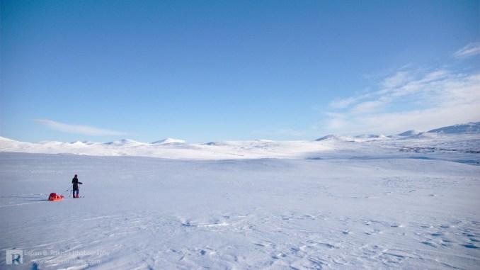 View from Blåhammaren