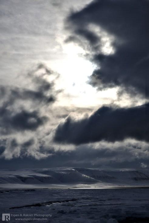 "The mountaint ""Marmierfjellet"""