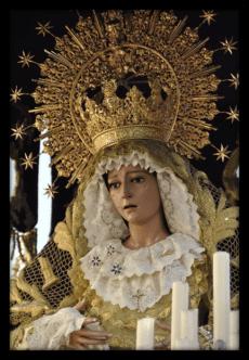 María Santísima de la Salud, Amargura y Esperanza (Nuestra señora de las Lágrimas) Baeza