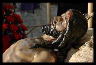 Nuestro Señor Jesucristo en el Sepulcro (Torredelcampo)