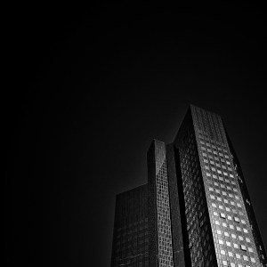 Symbolbild Bankenturm