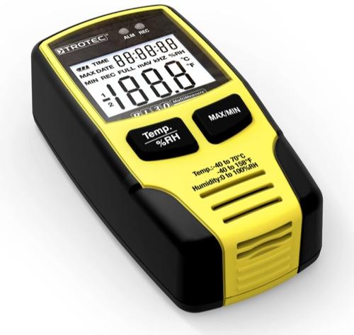 Trotec BL30 - Registratore di dati temperatura umidità