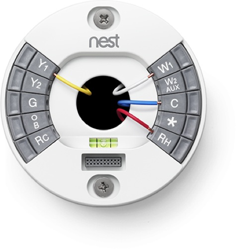 nest thermostat installazione