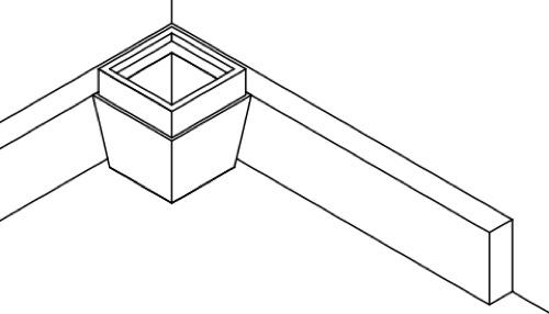 vespaio aerato a spessore ridotto ed isolato