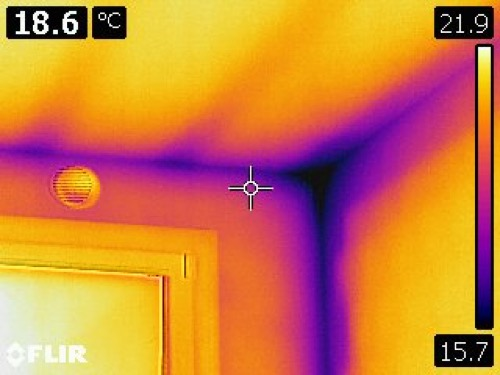 incidenza dispersioni  ponti termici