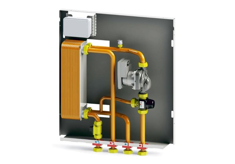 sul PIANETA TERRA : - ACS acqua calda sanitaria a costo zero 40
