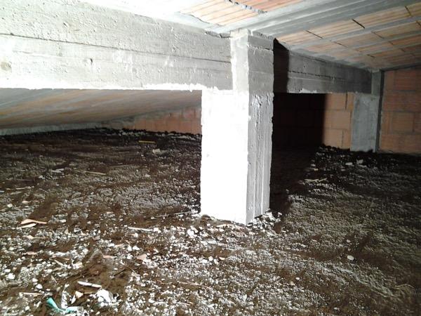 2013: stratigrafia isolamento solaio di sottotetto CAMPOBASSO Gradi Giorno 2346 Zona Climatica E