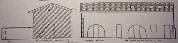 2014 bonifica dalla muffa sistema a cappotto coibentazione interna attenuazione ponti termici VMC decentralizzate a servizio di due locali finiture interne posizione nuovi serramenti Desenzano VERONA Gradi Giorno 2229 Zona Climatica E