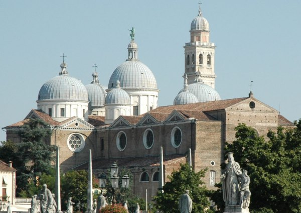 cupole santa giustina padova