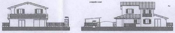valutazione materiali e stratigrafie edificio in x-lam Sant'Anna d'Alfaedo VERONA Gradi Giorno 3819 Zona Climatica F