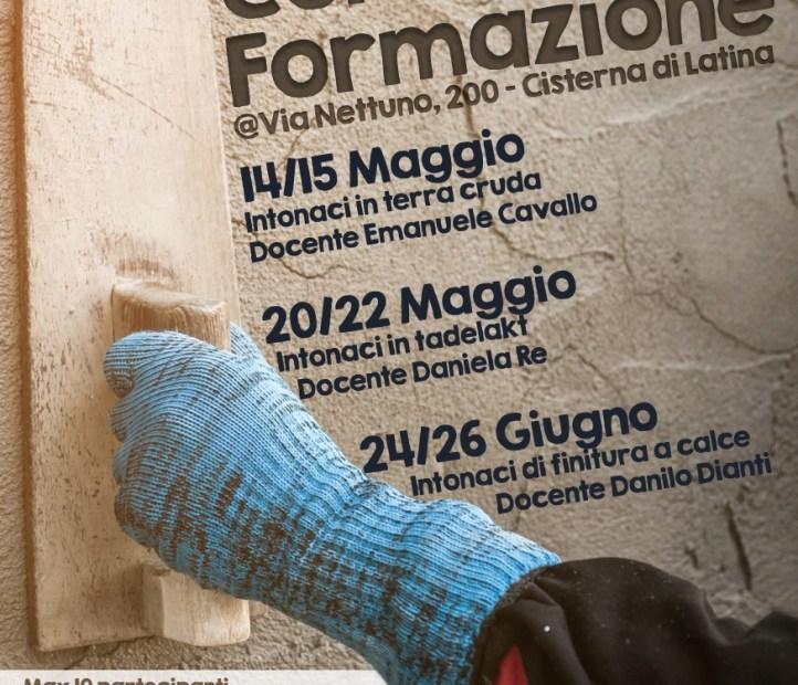 Finitura interna parete - Imparare ad usare l'argilla e conoscere bene queste finiture interne 26