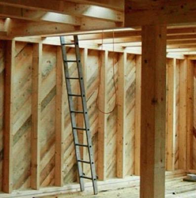 Costruire in legno - Il miglior compromesso nella scelta dei materiali isolanti per una casa passiva con struttura a telaio 12