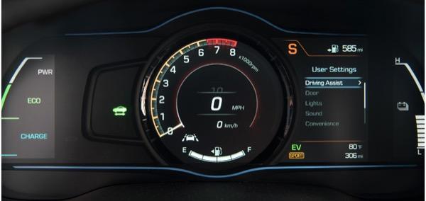 e-auto - La Hyundai Ioniq non regala la sensazione di guidare un'auto elettrica 52