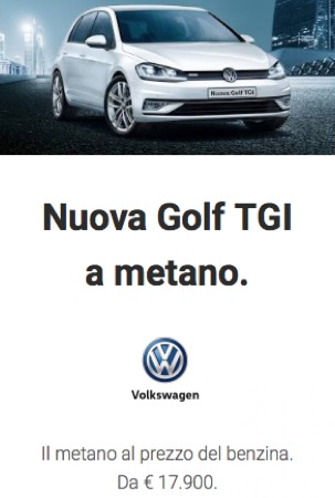 e-auto - Tesla Model 3 oppure Golf a metano? 12