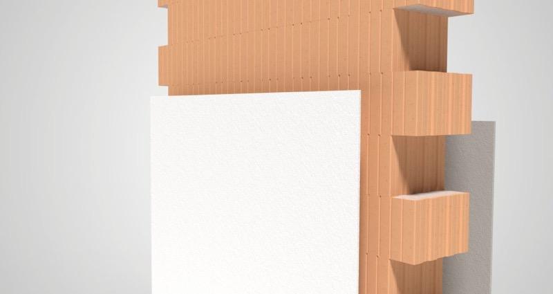 coibentazione contro il caldo - Il laterizio che offre isolamento, massa e inerzia è il blocco perfetto per il futuro 6