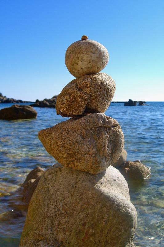coibentazione contro il caldo - Eine Isolierung in Granit wird zum Ferienhaus auf Korsika 226