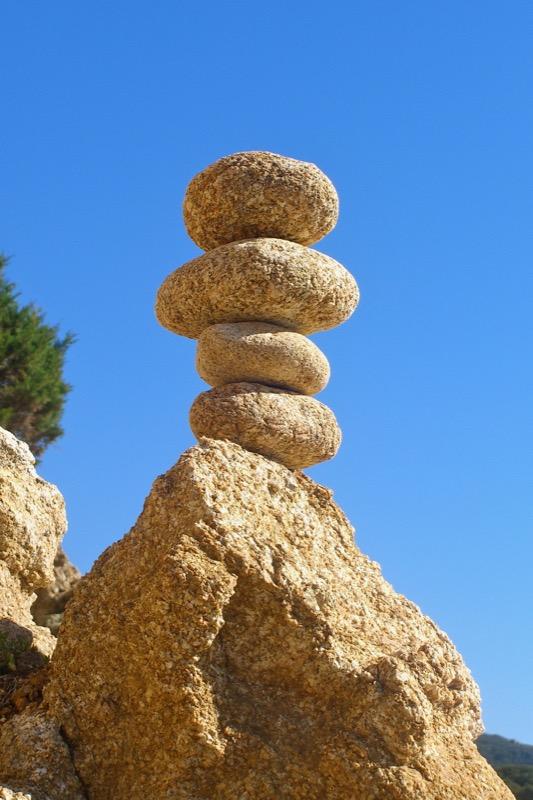 coibentazione contro il caldo - Eine Isolierung in Granit wird zum Ferienhaus auf Korsika 218