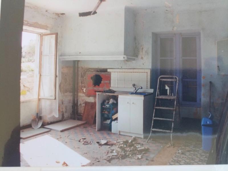 coibentazione contro il caldo - Eine Isolierung in Granit wird zum Ferienhaus auf Korsika 144