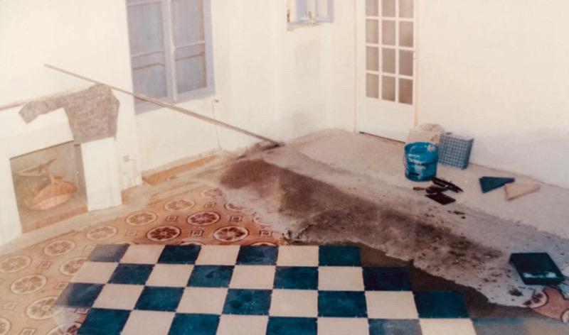 coibentazione contro il caldo - Eine Isolierung in Granit wird zum Ferienhaus auf Korsika 148