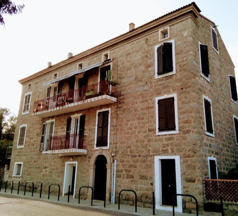 coibentazione contro il caldo - Eine Isolierung in Granit wird zum Ferienhaus auf Korsika 30