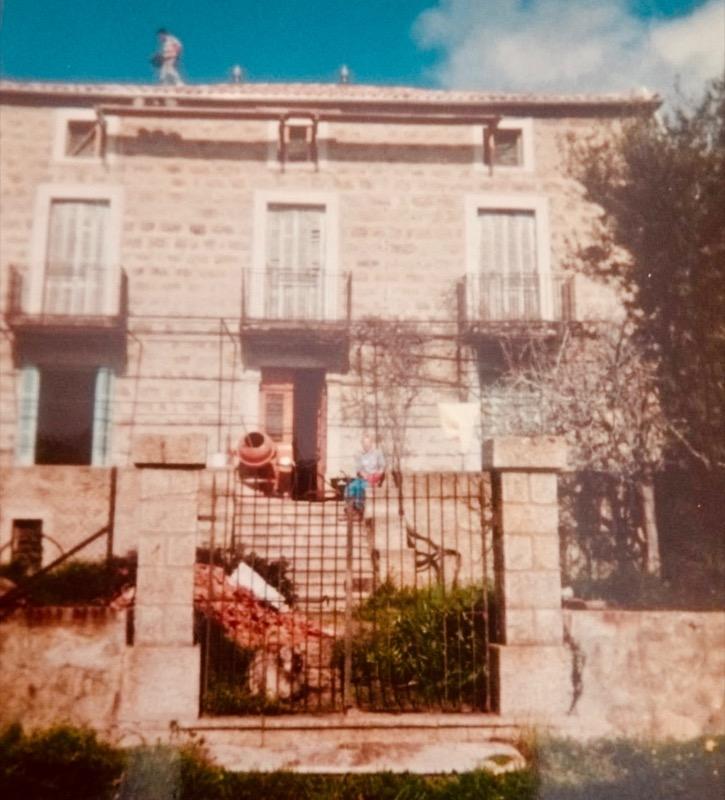 coibentazione contro il caldo - Eine Isolierung in Granit wird zum Ferienhaus auf Korsika 96