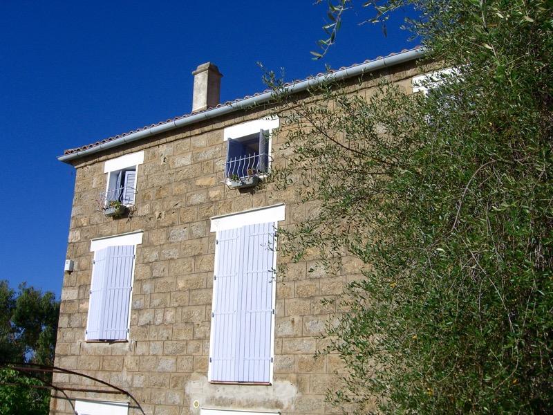 coibentazione contro il caldo - Eine Isolierung in Granit wird zum Ferienhaus auf Korsika 180