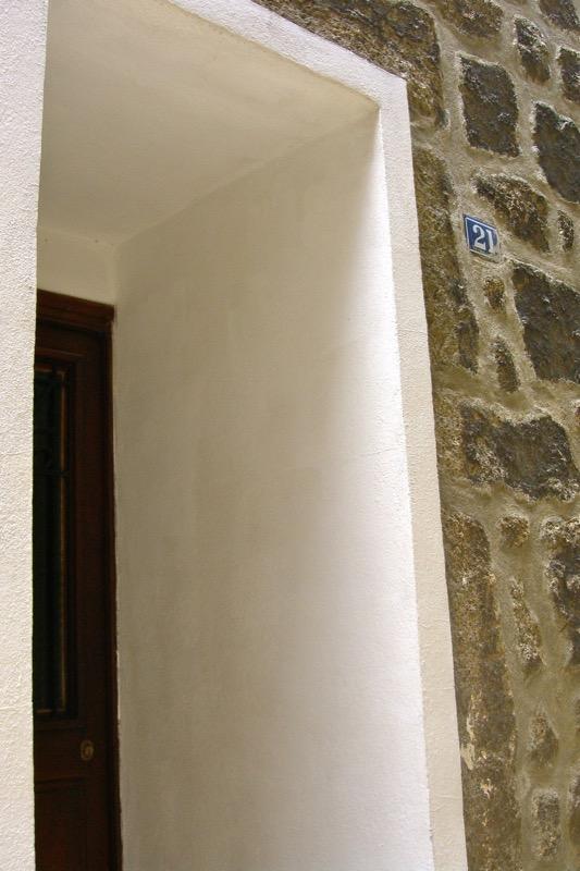 coibentazione contro il caldo - Eine Isolierung in Granit wird zum Ferienhaus auf Korsika 20