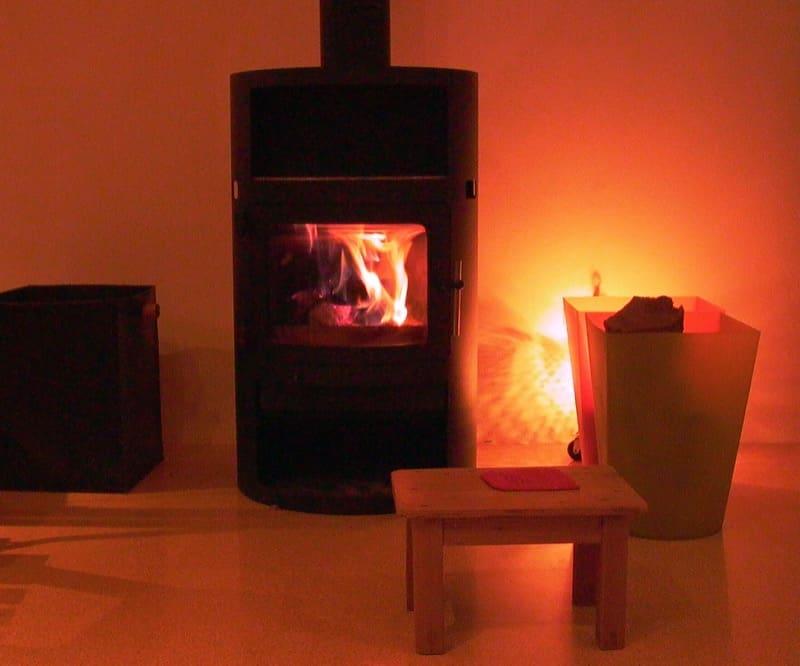 riscaldamento a legna - Riscaldamento a legna, energia grigia ed emissioni di CO2 22
