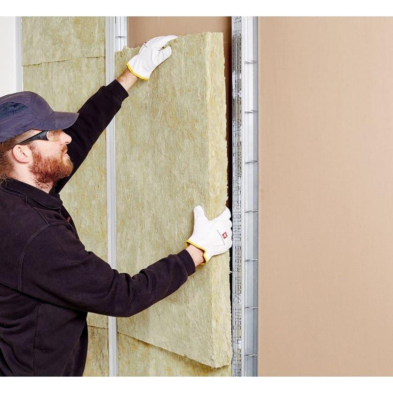 isolamento lato interno - Lana di roccia o lana di vetro come materiale per isolamento termico o acustico, no grazie 10