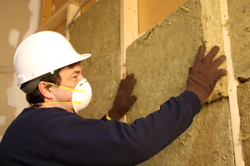 isolamento lato interno - Lana di roccia o lana di vetro come materiale per isolamento termico o acustico, no grazie 22