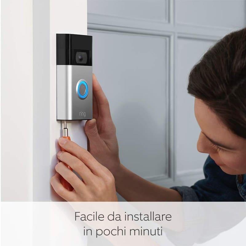 regolazione temperature ambiente - Termometro igrometro termoigrometro videocamera videocitofono per la casa 34