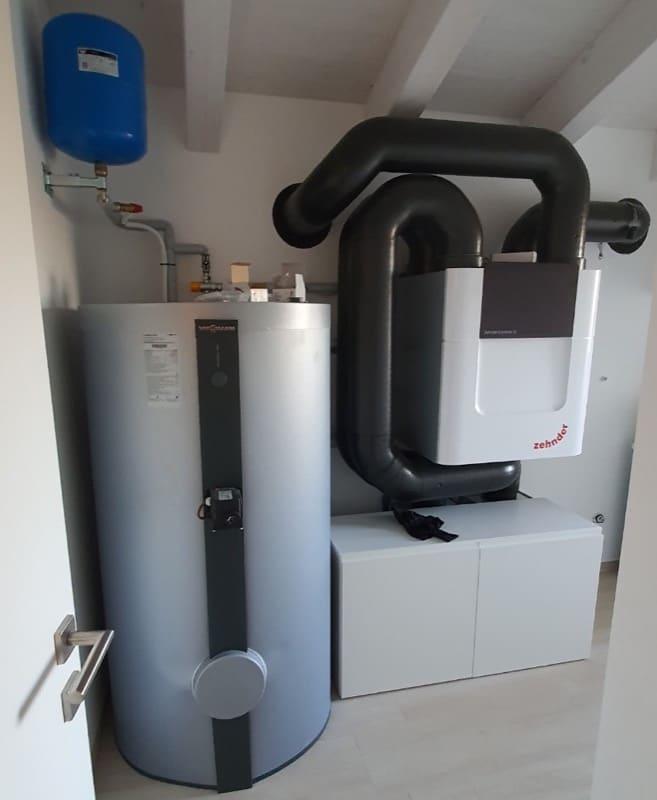 riscaldamento con PdC - Switch da caldaia a pompa di calore 14