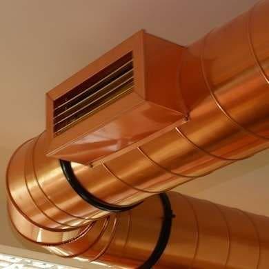 acqua calda sanitaria & solare termico - Il rame è un antibatterico efficace, io lo uso in casa, nelle rubinetterie e... 34