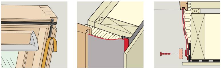 isolamento tetto in legno - Bagno con Velux e tetto in legno, cosa controllare per evitare problemi e difetti 10