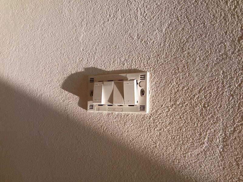 Finitura interna parete - intonaco a base argilla 6,40€/mq per cm di spessore 8