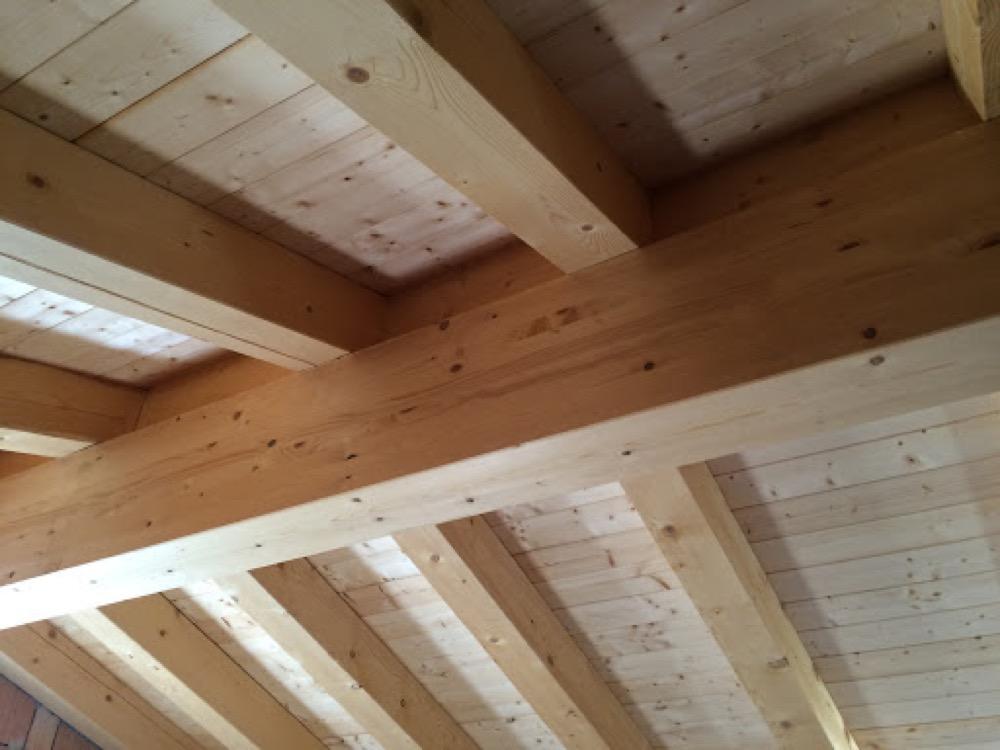 isolamento tetto in legno - Sul tetto 30cm di lana di roccia si comportano come 20cm di fibra di legno 18