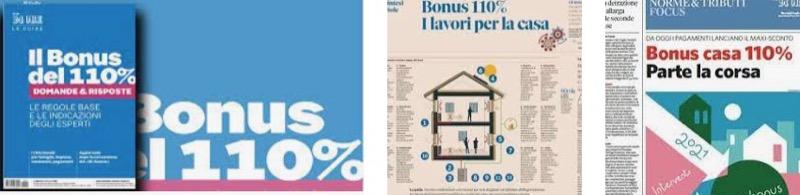 detrazioni fiscali 2021 - Superbonus 110% fatturazione e semplificazioni in arrivo 1