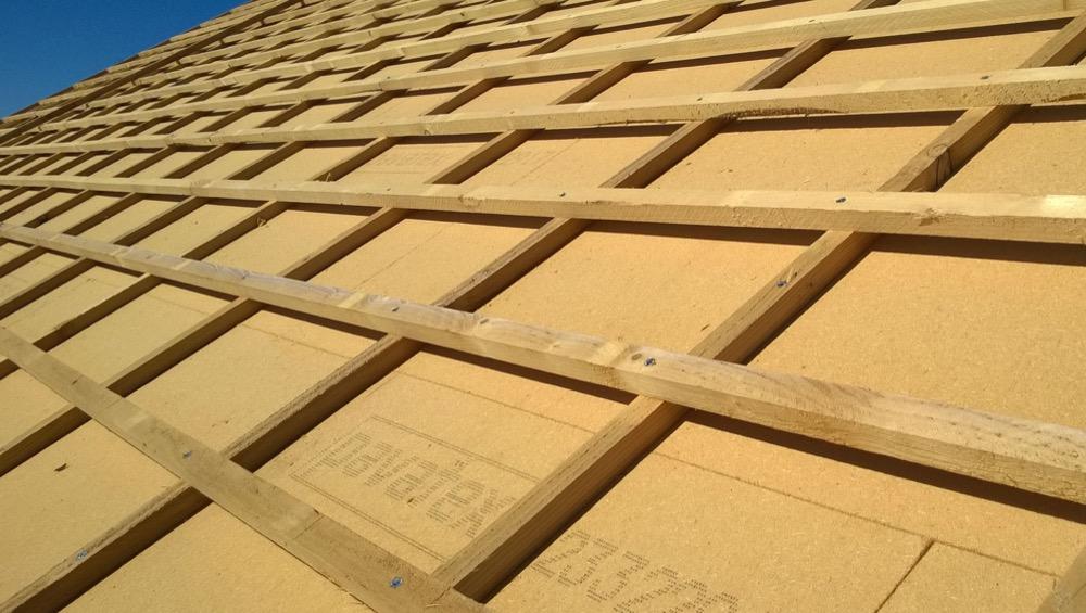 isolamento tetto in legno - Sul tetto 30cm di lana di roccia si comportano come 20cm di fibra di legno 32