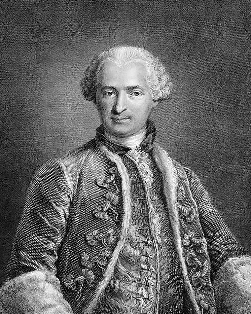 Conde de Sant Germain. El hombre que alcanzó la inmortalidad.